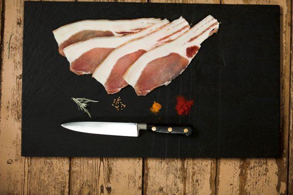 Scotts Field Dry Cured Back Bacon